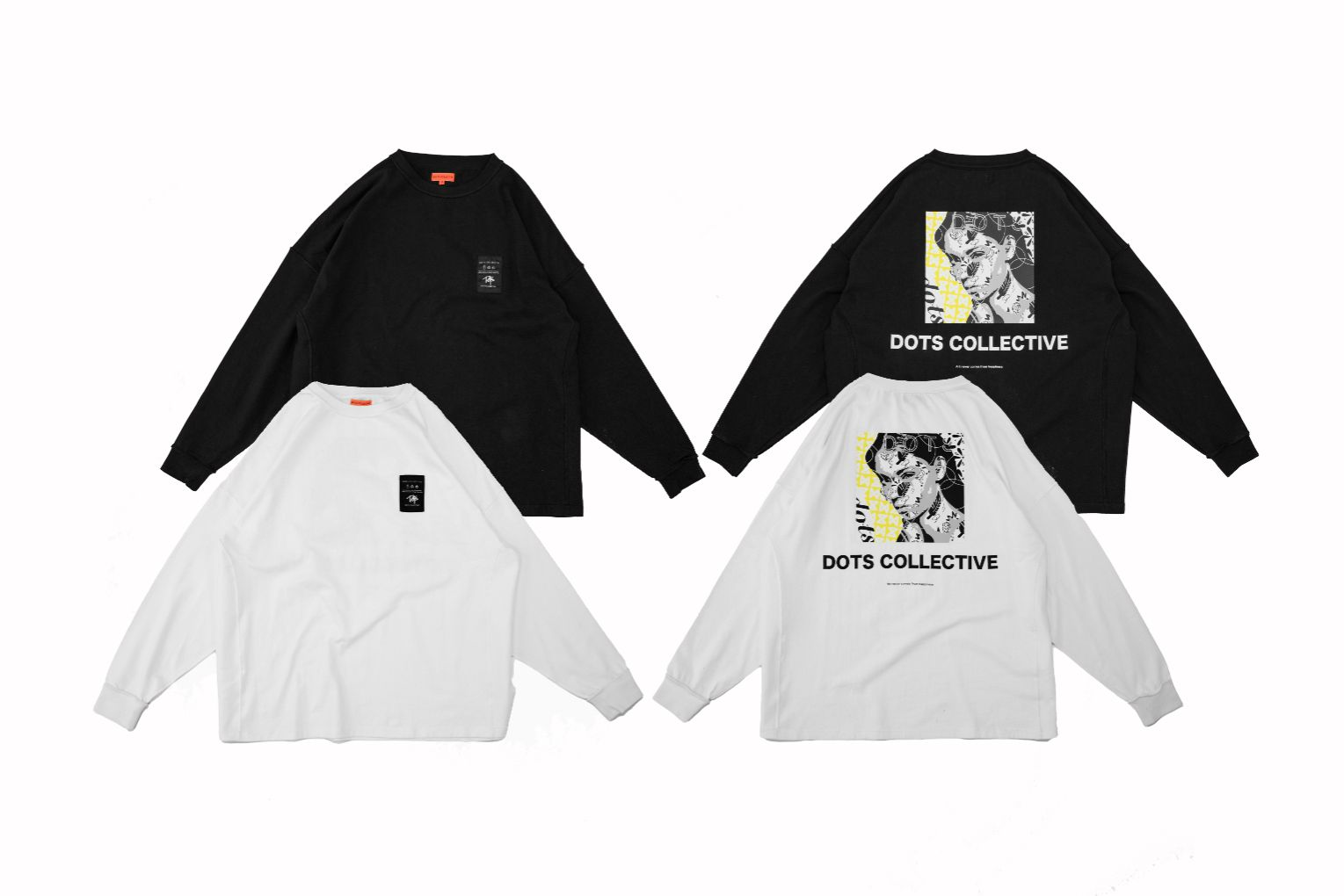 Don't Worry, Be Happy L/S TEE